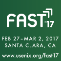 USENIX FAST 2017