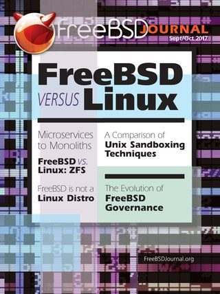 The September/October 2017 Issue of The FreeBSD Journal is Here