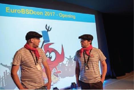 Conference Recap: EuroBSDCon 2017 Recap