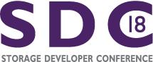 SNIA Storage Developer Conference 2018