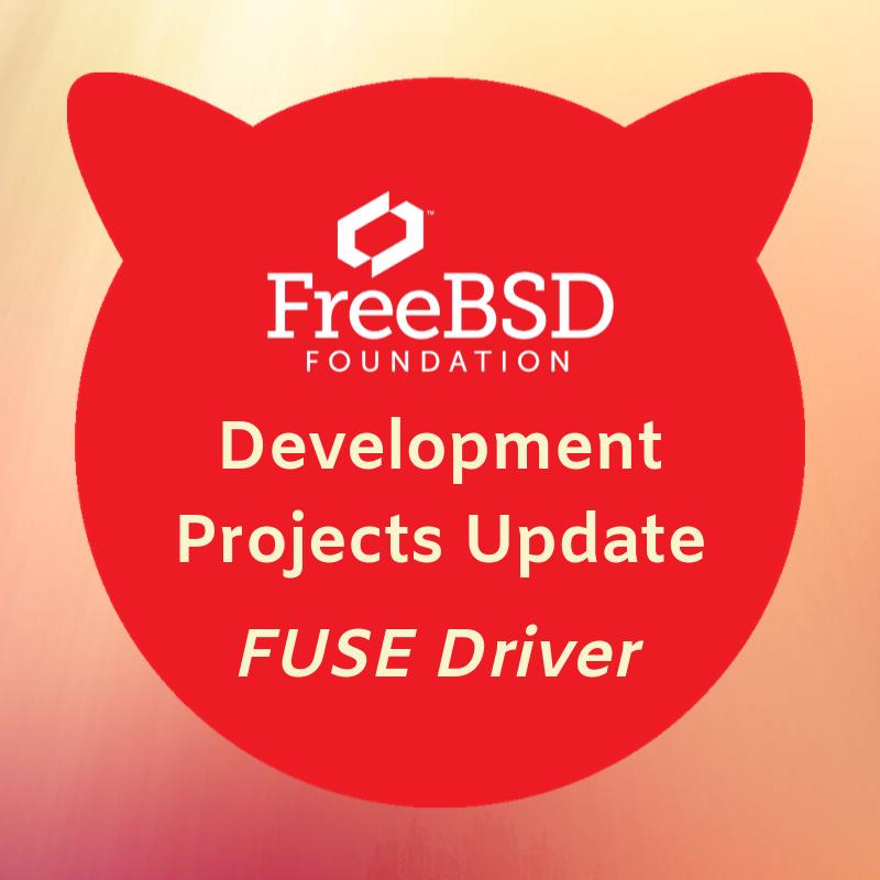 FUSE Driver Update